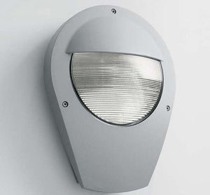 Contemporary wall light / aluminum - DEW SYM IP65 (W) by Paolo ...