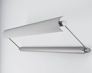 Hanging light fixture / fluorescent / linear / extruded aluminum ...