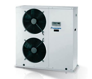 Air/water heat pump / air source / reversible