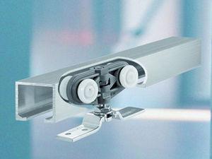 Door fastening system / fiberglass / sliding