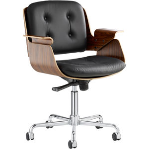 Office chair / with armrest / with casters