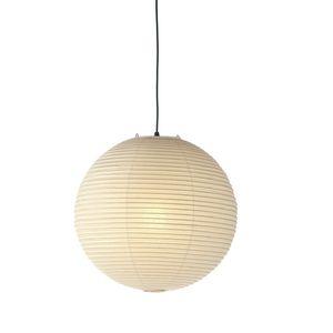 Pendant lamp / original design / by Isamu Noguchi / paper