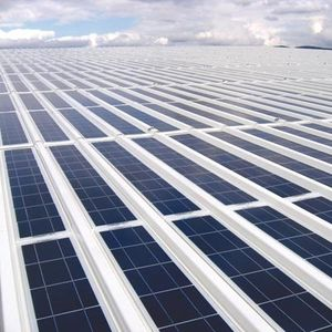 Polycrystalline PV solar panel / in roof / for in roof systems
