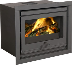 Wood-burning fireplace insert