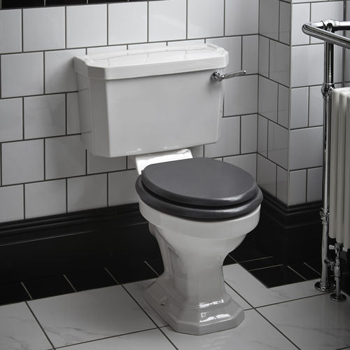 free-standing toilet - HERITAGE BATHROOMS