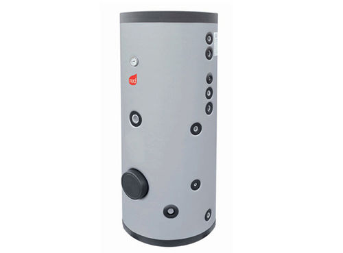 electric water heater / free-standing / vertical / sanitary