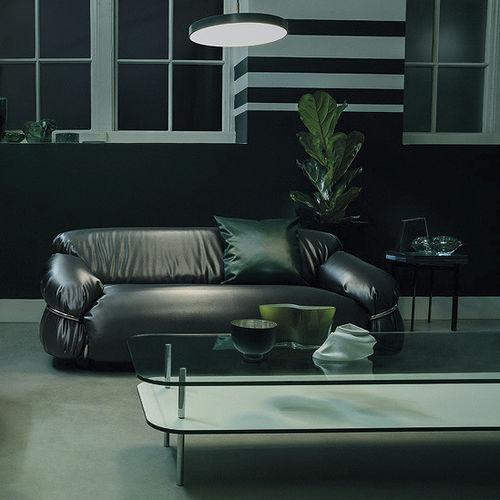 upholstery fabric / plain / cotton / polyurethane