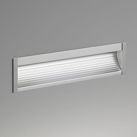 Recessed wall light fixture led linear outdoor itinere recessed wall light fixture led linear outdoor workwithnaturefo