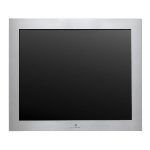 Home multimedia system touch screen / wall-mounted DROP Arthur Holm