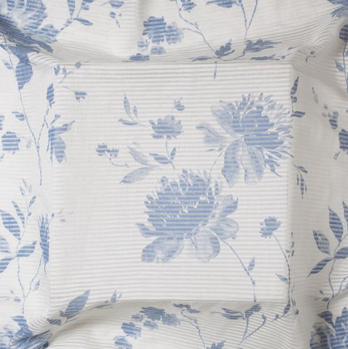 Patterned sheer curtain fabric / linen PROVENZA Equipo DRT