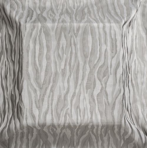 Curtain fabric / patterned / polyester / wool MOIRE Equipo DRT