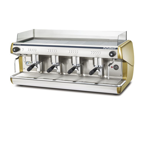espresso coffee machine / commercial / automatic / 4-group