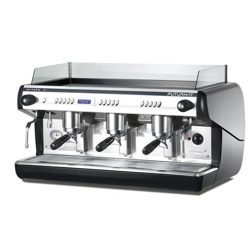 espresso coffee machine / commercial / automatic / 3-group