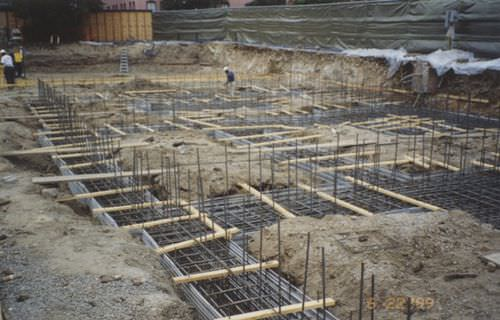 disposable formwork / metal / for tunnels / for decks