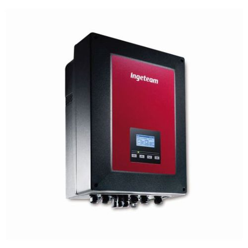 PV inverter / single-phase / with built-in battery