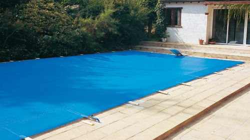 security swimming pool cover / winter