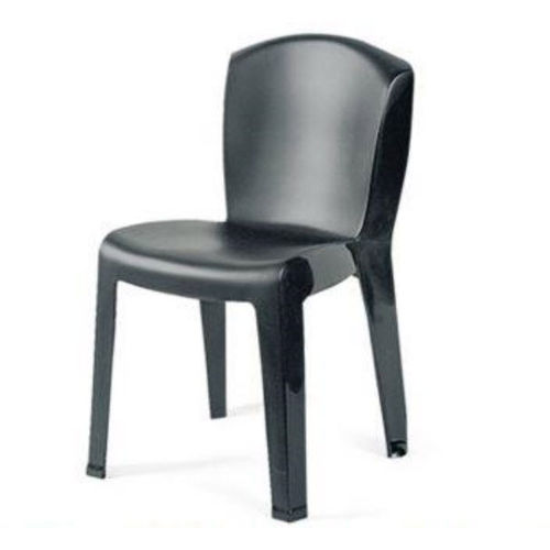contemporary chair / plastic / outdoor / for public buildings