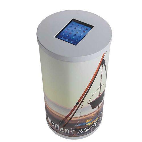 commercial tablet holder / digital