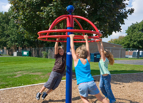 Playground spinner SKY RUNNER GameTime