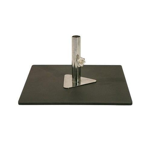 metal patio umbrella base