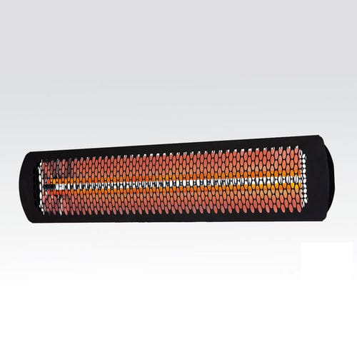 wall-mounted infrared heater / for ceilings / electric / commercial