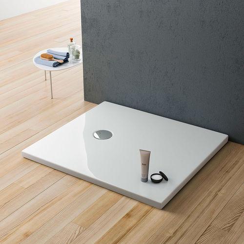 rectangular shower base / acrylic