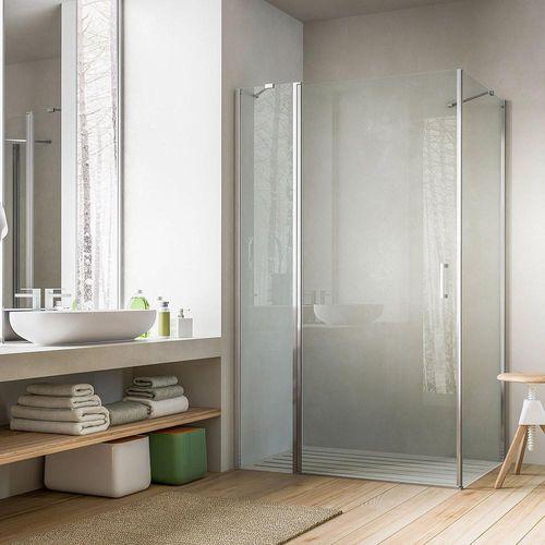 swing shower screen / corner / glass