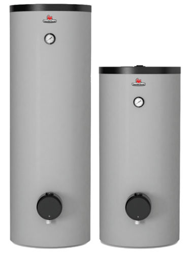 electric storage water heater / free-standing / vertical / residential
