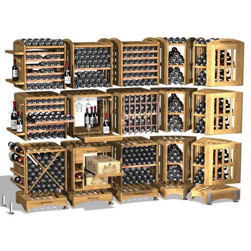 Wine rack MODULOTHEQUE Eurocave