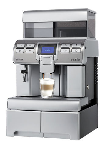Espresso coffee machine / commercial / automatic AULIKA TOP Saeco