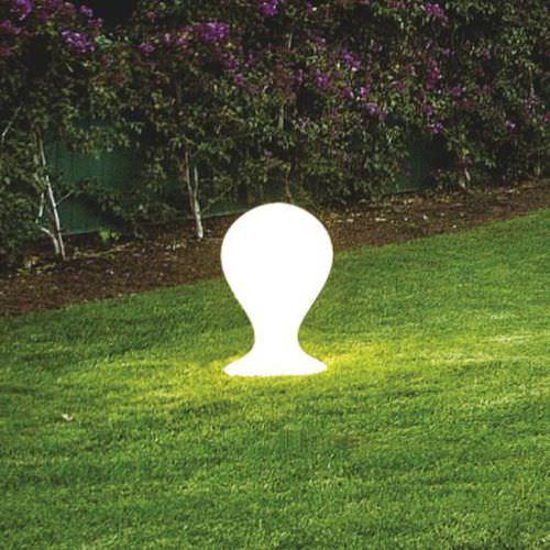 Floor lamp / contemporary / polyethylene / outdoor ONA 6197 by Jordi Jané MILAN ILUMINACION
