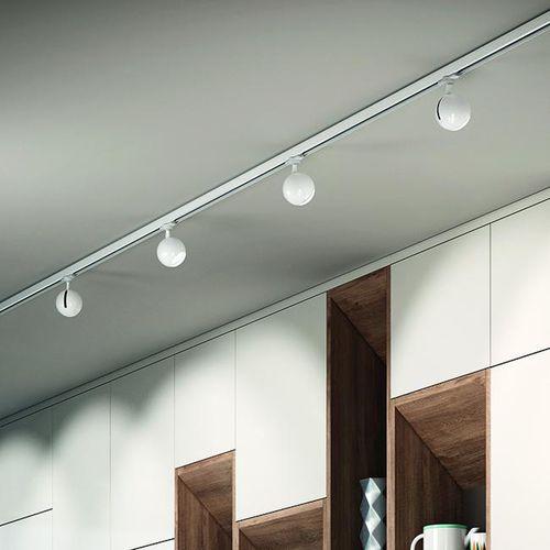 LED track light / linear / round / metal BO-LA by Jordi Jané MILAN ILUMINACION