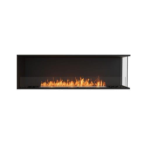 bioethanol fireplace / contemporary / open hearth / corner