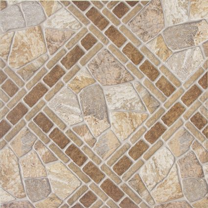 Indoor tile / floor / ceramic / polished - GARDEN - Ceramica Carmelo ...