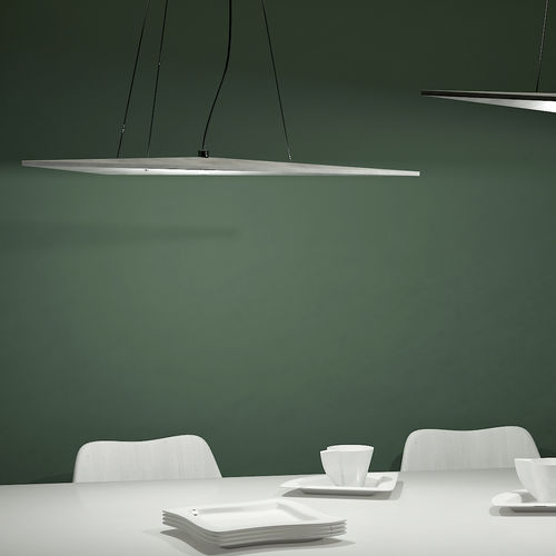 Pendant lamp / contemporary / concrete / dimmable HERON Urbi et Orbi