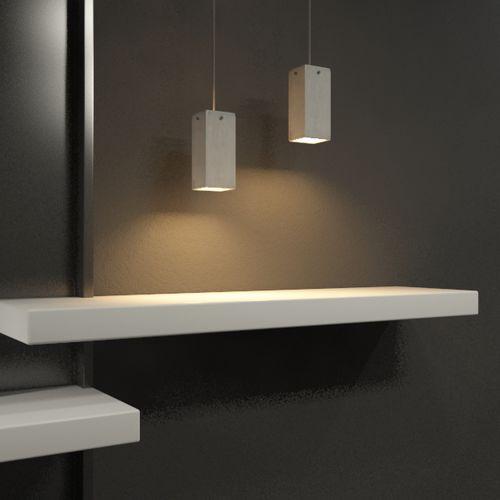 Pendant lamp / contemporary / concrete INEST Urbi et Orbi