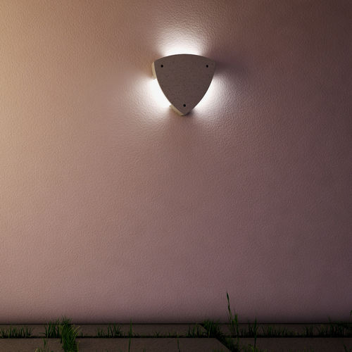 Contemporary wall light / bathroom / for wet rooms / outdoor DIATOMO Urbi et Orbi