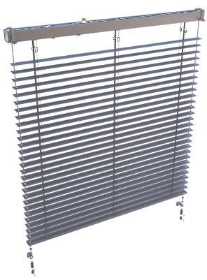 roller shutter / aluminum / for facades