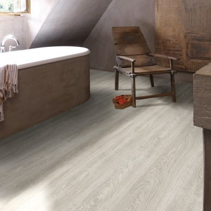vinyl flooring / commercial / strip / roll