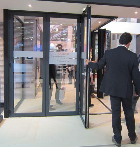 entry door / sliding / folding / aluminum