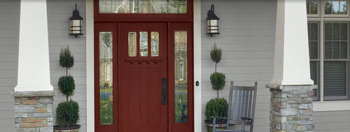 Decorative paint / for walls / exterior / acrylic GRAND DISTINCTION® EXTERIOR PITTSBURG PAINTS & STAINS