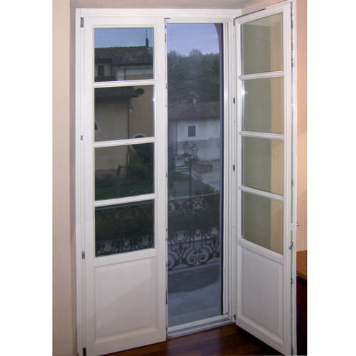 Fixed Insect Screen / Roll Up / For French Doors