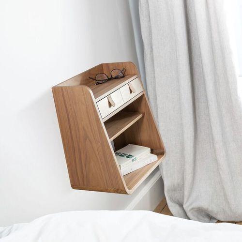 wall-mounted shelf - Harto