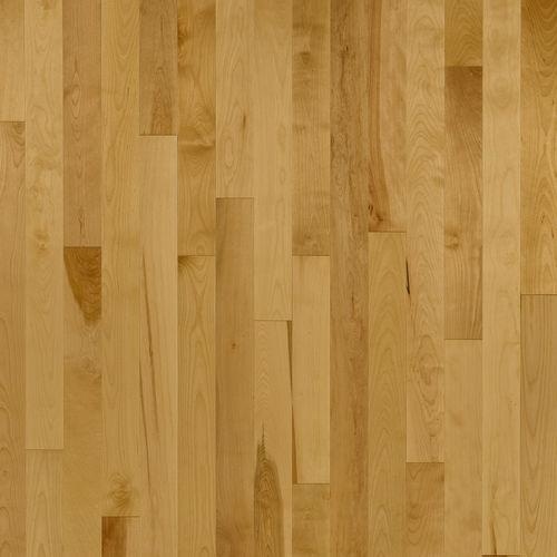Solid wood flooring / engineered / glued / birch NATURAL PREVERCO