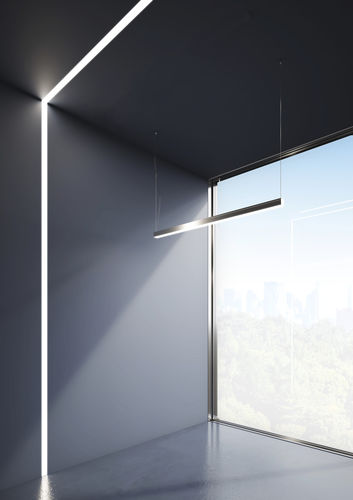 Hanging light fixture / surface-mounted / recessed / LED PROFREEL Esse-ci