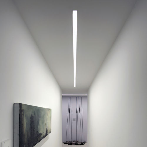 ceiling lighting profile / built-in / LED / dimmable