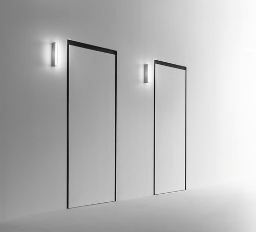 Contemporary wall light / extruded aluminum / LED / linear BRIGHT Esse-ci