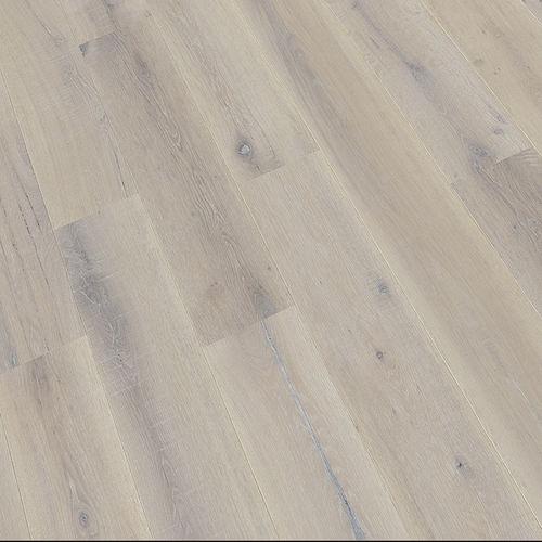 engineered parquet floor / glued / nailed / oiled