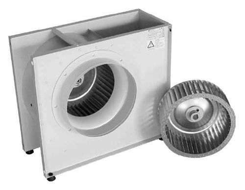 centrifugal fan / duct / commercial / industrial
