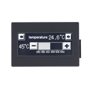 access control touch screen / wall-mounted